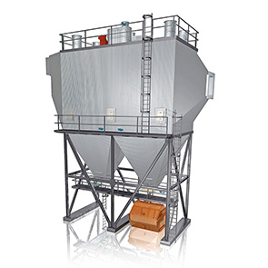 Industrial Electrostatic Precipitator