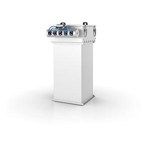 AAS Aerstar 4 Compact Bag Filter